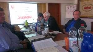 Posiedzenie Zarządu 1